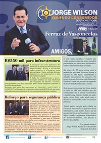 Informativo_Ferraz de Vasconcelos_1ª Edição